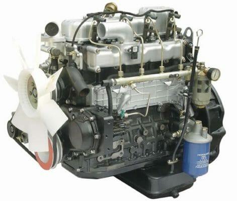 C490 động cơ Xinchai