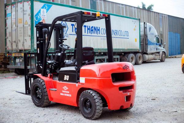 CPCD30- Xe nâng hangcha 3 tấn A series 2