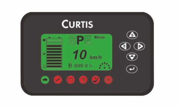 Hệ thống điều khiển điện Curtis