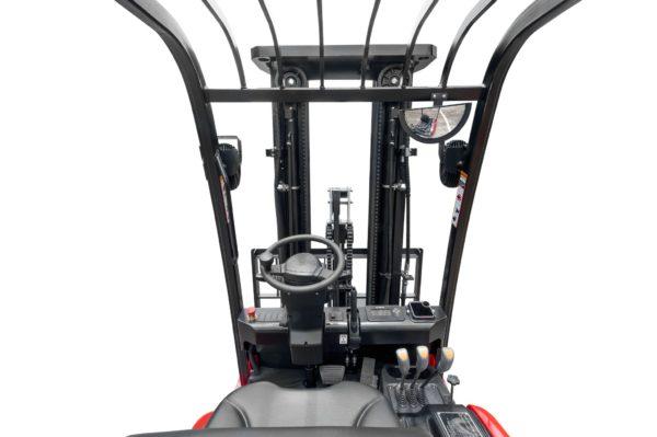 Xe nâng điện hangcha A18 buồng lái