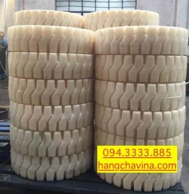 polyurethane tires - Lốp không vân