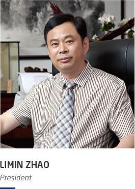 LIMIN ZHAO tổng giám đốc Hangch Group