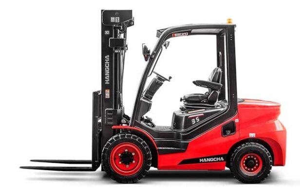 Xe nâng 2 - 2.5 - 3 - 3.5 tấn XF2 series