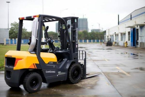 Xe nâng Liugong C series