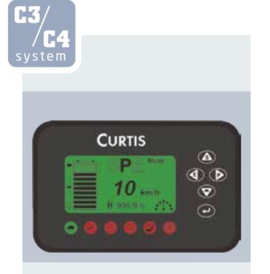 Hệ thống điều kiển Curtis