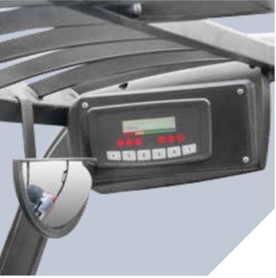 Bảng điều khiển xe nâng điện Hangcha