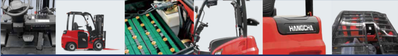 Các chứng năng tiện ích xe nâng điện Hangcha