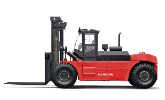 Xe nâng tải trọng lớn 25 - 30 tấn
