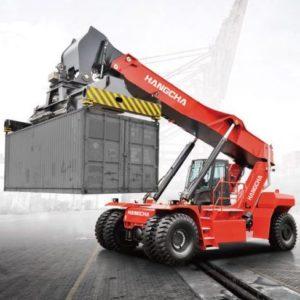 Xe nâng tải trọng lớn - Xe nâng container