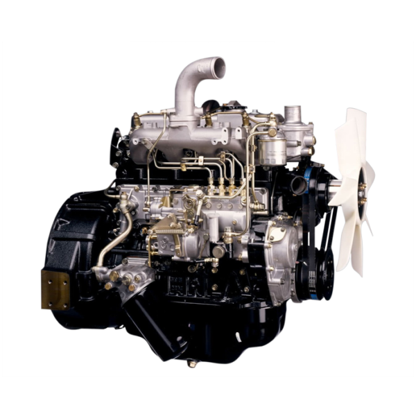 Động cơ ISUZU 6BG1 -QP