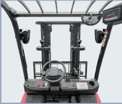 Xe nâng điện Hangcha 4 - 5 tấn
