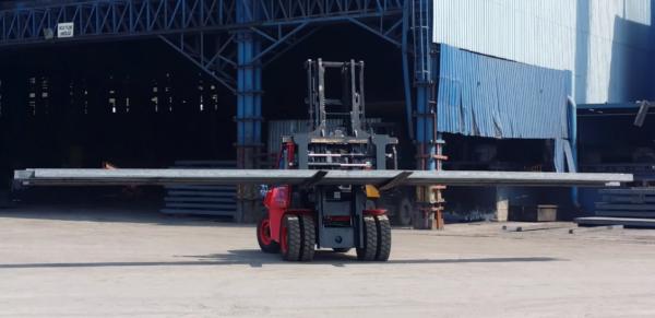 Xe nâng 12 - 16 tấn Hangcha