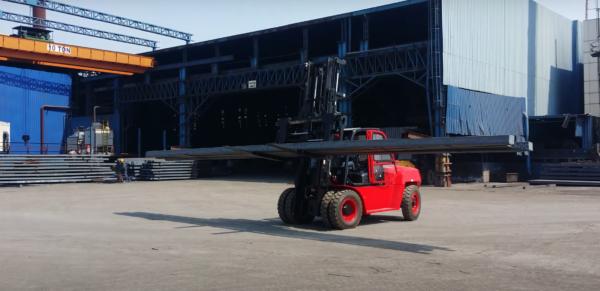 Xe nâng 12 - 16 tấn Hangcha 1