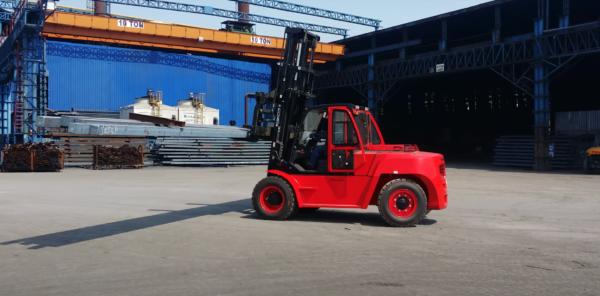 Xe nâng 12 - 16 tấn Hangcha 2