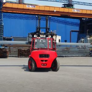 Xe nâng 12 - 16 tấn Hangcha 3