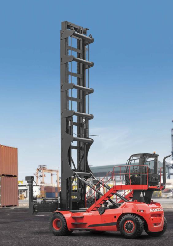 Xe nâng container rỗng 7 - 9 tấn - hangcha