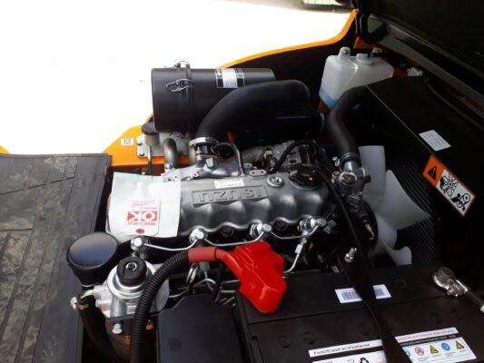 Động cơ ISUZU C240 lắp tren xe nâng 1.5 tấn X series Hangcha