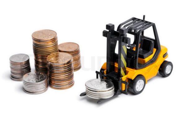 Xe nâng số sàn sẽ tiết kiệm chi phí cho bạn